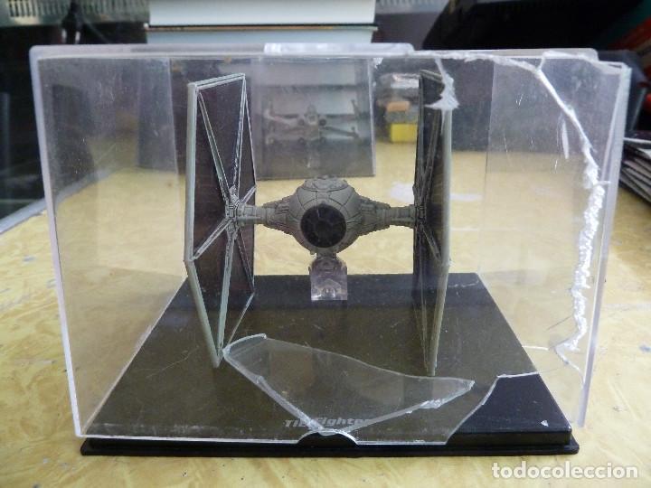 Figuras y Muñecos Star Wars: LOTE DE LA COLECCION STAR WARS NAVES Y VEHICULOS DE PLANETA DEAGOSTINI - Foto 25 - 133014878