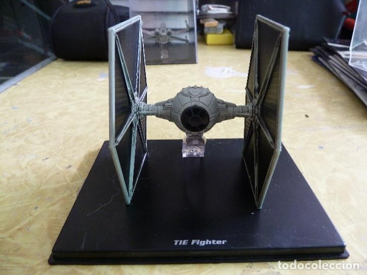 Figuras y Muñecos Star Wars: LOTE DE LA COLECCION STAR WARS NAVES Y VEHICULOS DE PLANETA DEAGOSTINI - Foto 29 - 133014878