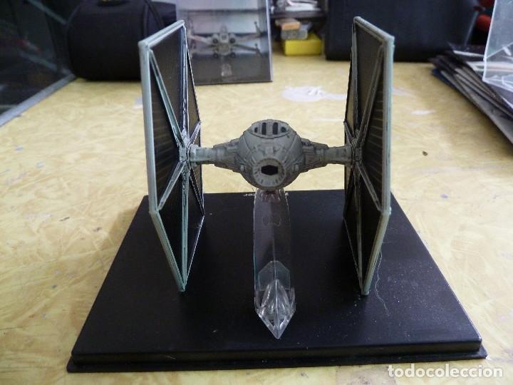 Figuras y Muñecos Star Wars: LOTE DE LA COLECCION STAR WARS NAVES Y VEHICULOS DE PLANETA DEAGOSTINI - Foto 31 - 133014878