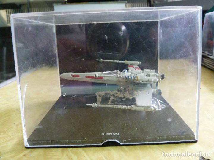 Figuras y Muñecos Star Wars: LOTE DE LA COLECCION STAR WARS NAVES Y VEHICULOS DE PLANETA DEAGOSTINI - Foto 33 - 133014878