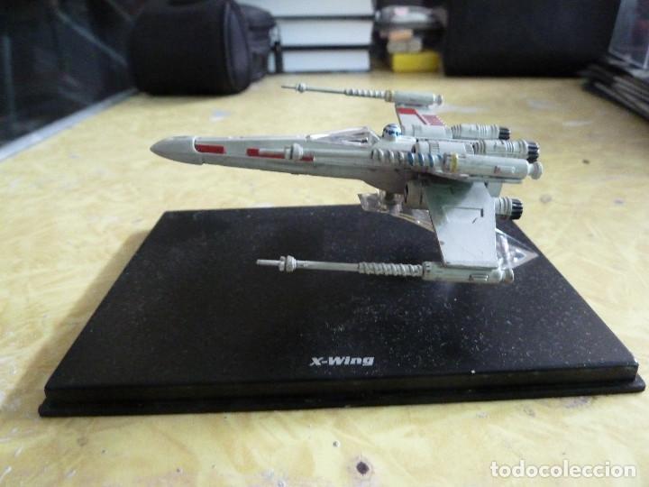 Figuras y Muñecos Star Wars: LOTE DE LA COLECCION STAR WARS NAVES Y VEHICULOS DE PLANETA DEAGOSTINI - Foto 38 - 133014878