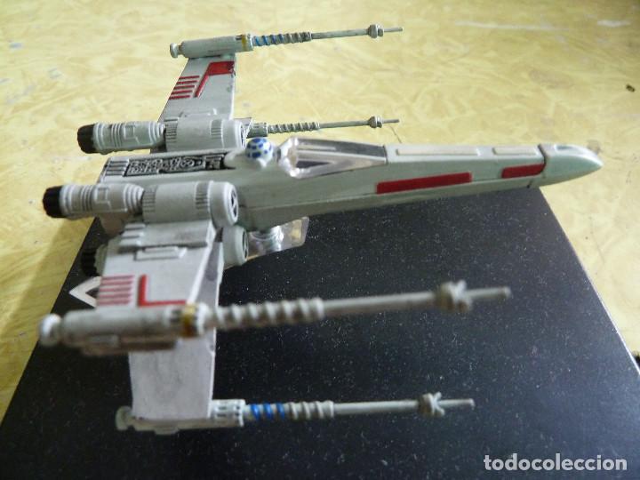 Figuras y Muñecos Star Wars: LOTE DE LA COLECCION STAR WARS NAVES Y VEHICULOS DE PLANETA DEAGOSTINI - Foto 40 - 133014878