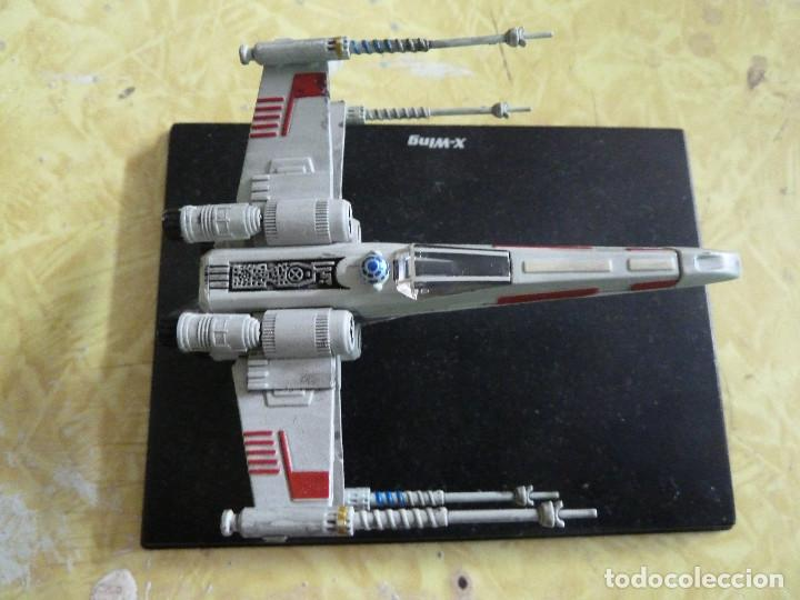 Figuras y Muñecos Star Wars: LOTE DE LA COLECCION STAR WARS NAVES Y VEHICULOS DE PLANETA DEAGOSTINI - Foto 42 - 133014878