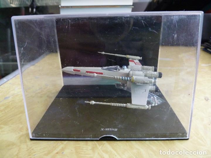 Figuras y Muñecos Star Wars: LOTE DE LA COLECCION STAR WARS NAVES Y VEHICULOS DE PLANETA DEAGOSTINI - Foto 43 - 133014878