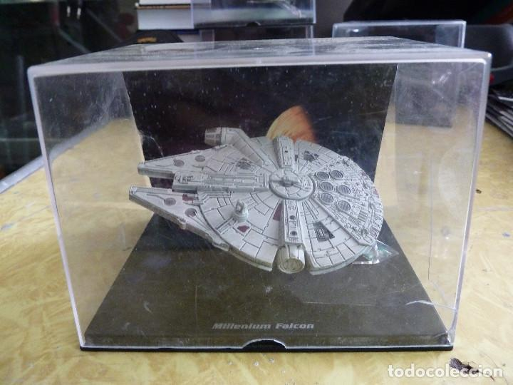 Figuras y Muñecos Star Wars: LOTE DE LA COLECCION STAR WARS NAVES Y VEHICULOS DE PLANETA DEAGOSTINI - Foto 57 - 133014878