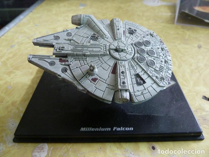 Figuras y Muñecos Star Wars: LOTE DE LA COLECCION STAR WARS NAVES Y VEHICULOS DE PLANETA DEAGOSTINI - Foto 61 - 133014878
