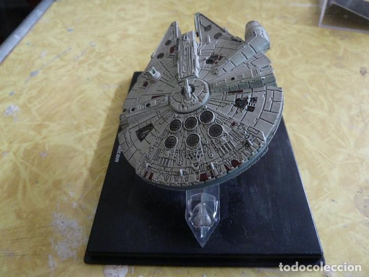 Figuras y Muñecos Star Wars: LOTE DE LA COLECCION STAR WARS NAVES Y VEHICULOS DE PLANETA DEAGOSTINI - Foto 64 - 133014878