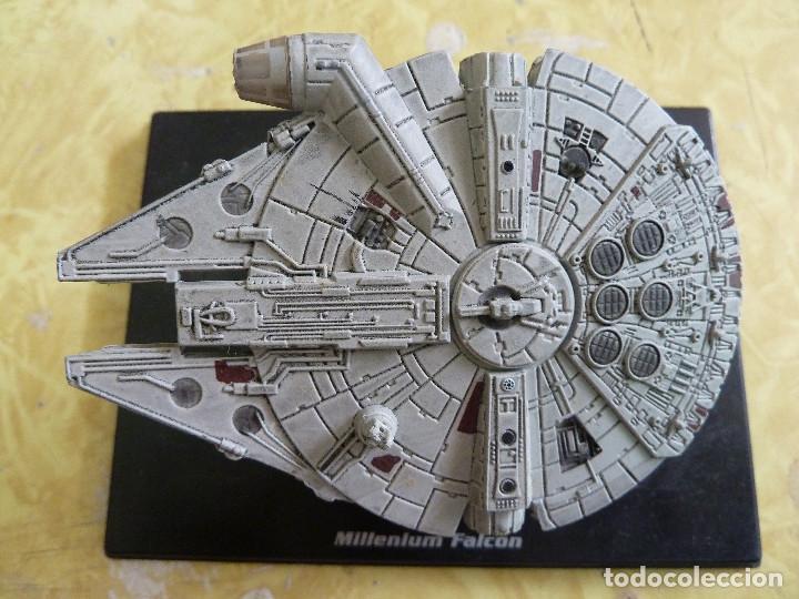 Figuras y Muñecos Star Wars: LOTE DE LA COLECCION STAR WARS NAVES Y VEHICULOS DE PLANETA DEAGOSTINI - Foto 65 - 133014878