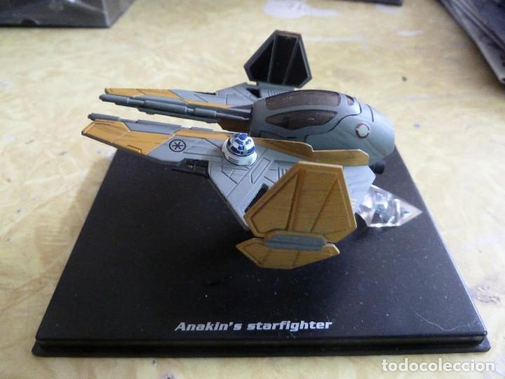 Figuras y Muñecos Star Wars: LOTE DE LA COLECCION STAR WARS NAVES Y VEHICULOS DE PLANETA DEAGOSTINI - Foto 78 - 133014878