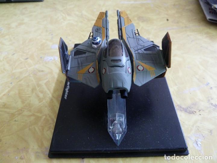 Figuras y Muñecos Star Wars: LOTE DE LA COLECCION STAR WARS NAVES Y VEHICULOS DE PLANETA DEAGOSTINI - Foto 81 - 133014878