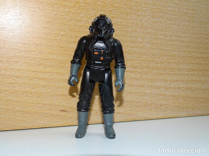 TIE FIGHTER PILOT - STAR WARS VINTAGE - KENNER (Juguetes - Figuras de Acción - Star Wars)