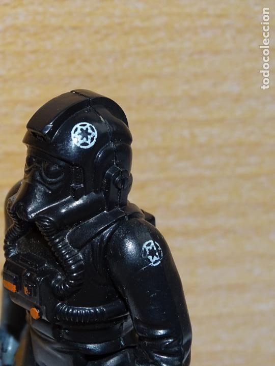 Figuras y Muñecos Star Wars: TIE FIGHTER PILOT - STAR WARS VINTAGE - KENNER - Foto 4 - 133100266