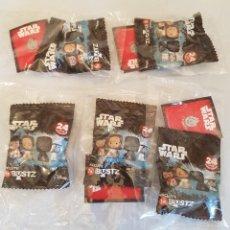 Figuras y Muñecos Star Wars: STAR WARS BUSTZ. Lote 133169654