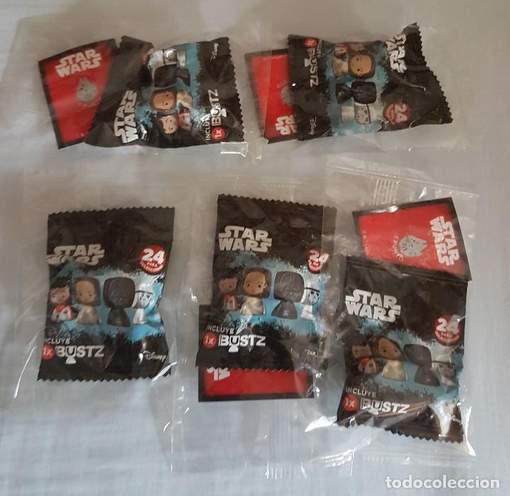 Figuras y Muñecos Star Wars: Star wars Bustz - Foto 2 - 133169654