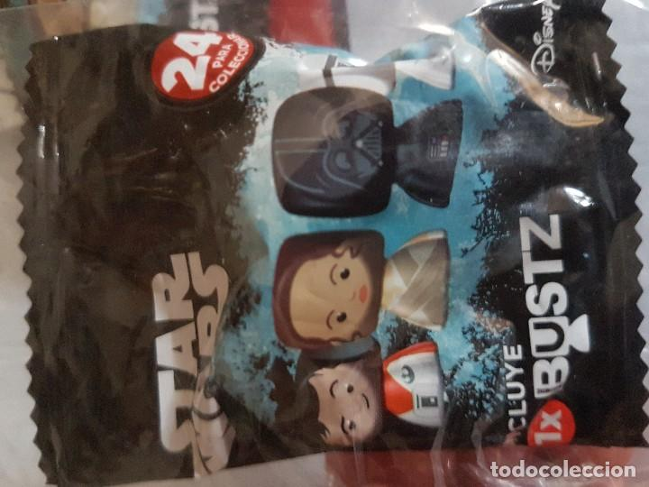 Figuras y Muñecos Star Wars: Star wars Bustz - Foto 4 - 133169654