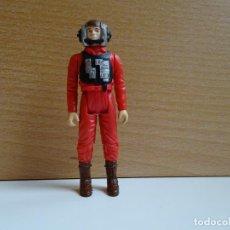 Figure e Bambolotti Star Wars: B WING PILOT - 1984 - FIGURA VINTAGE - STAR WARS - STARWARS - RETORNO DEL JEDI. Lote 133207238