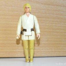 Figuras y Muñecos Star Wars: LUKE SKYWALKER FARM BOY -RUBIO YELLOW BLOND - VINTAGE STAR WARS - 1977 - FARMBOY. Lote 173155362