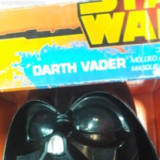 Figuras y Muñecos Star Wars: CASCO MÁSCARA DARTH VADER STAR WARS. Lote 133528719