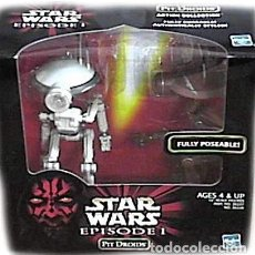 Figuras y Muñecos Star Wars: STAR WARS EPISODE 1 PIT DROIDS DE REPARACIONES. Lote 133545226