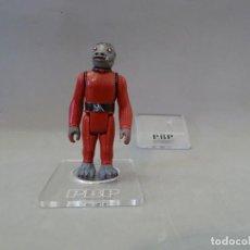 Figuras y Muñecos Star Wars: PBP - FIGURA STAR WARS VINTAGE - SNAGGLETOOTH - FABRICADO EN ESPAÑA - NO COO - VARIANTE SMALL SCAR. Lote 133610818