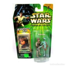 Figuras y Muñecos Star Wars: STAR WARS ANAKIN SKYWALKER POWER OF THE JEDI. Lote 133634226