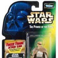Figuren von Star Wars - STAR WARS ORRIMAARKO PRUNE FACE THE POWER OF THE FORCE - 133634738