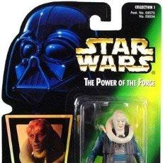 Figuras y Muñecos Star Wars: STAR WARS - BIB FORTUNA. Lote 20934345