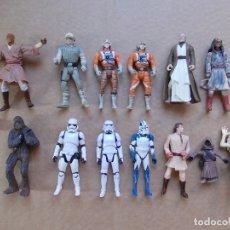 Figuras y Muñecos Star Wars: LOTE DE FIGURAS DE STAR WARS. Lote 133755734