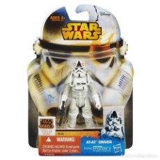 Figuras y Muñecos Star Wars: STAR WARS AT-AT DRIVER DISNEY. Lote 133820106