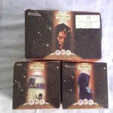 Figuras y Muñecos Star Wars: STAR WARS - DARTH MAUL SITH INFILTRATOR-R2D2-SITH HOLOPROYECTOR - KFC,PIZZA HUT. Lote 133832846