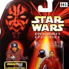 Figuras y Muñecos Star Wars: STAR WARS EPISODE I GUARDIA REAL DE NABOO. Lote 133909562