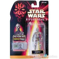 Figuras y Muñecos Star Wars: STAR WARS EPISODE I C-3PO D-3BO. Lote 133911242