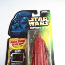 Figuras y Muñecos Star Wars: EMPEROR´S ROYAL GUARD - FREEZE FRAME - STAR WARS KENNER 1997 - FIGURA NUEVA EN BLISTER. Lote 133868694
