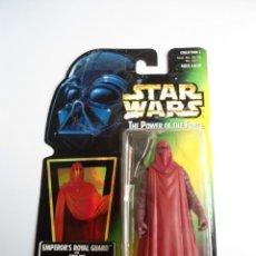 Figuren von Star Wars - EMPEROR´S ROYAL GUARD - THE POWER OF THE FORCE - STAR WARS KENNER 1997 - FIGURA NUEVA EN BLISTER - 133868738