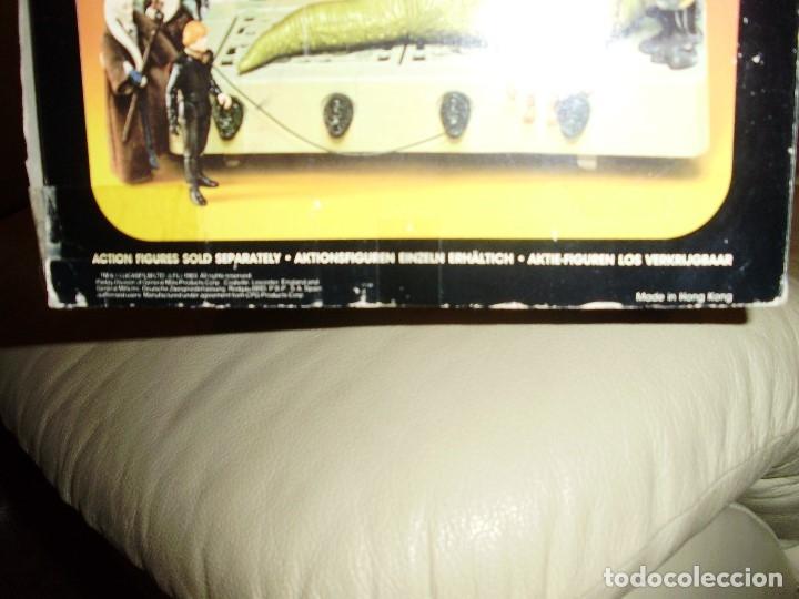 Figuras y Muñecos Star Wars: JABBA THE HUTT VINTAGE STAR WARS STARWARS CAJA COMPLETO 1983 RETORNO DEL JEDI - Foto 19 - 110070783