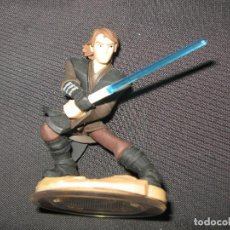 Figuras y Muñecos Star Wars: FIGURA DISNEY INFINITY 3.0 STAR WARS ANAKIN SKYWALKER. Lote 134100326
