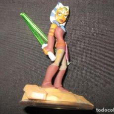 Figuras y Muñecos Star Wars: AHSOKA TANO - FIGURA DISNEY INFINITY 3.0. Lote 134100430