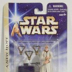 Figuras y Muñecos Star Wars: STAR WARS GERERAL JAN DODONNA. Lote 134391686