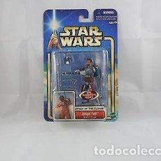 Figuras y Muñecos Star Wars: STAR WARS JANGO FETT HUIDA DE KAMINO. Lote 134392146