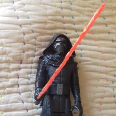 Figuras y Muñecos Star Wars: FIGURA STAR WARS KYLO REN HASBRO 30 CMS. Lote 134435886