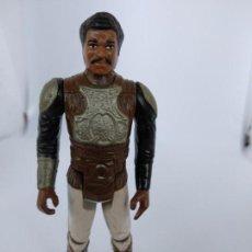 Figuras y Muñecos Star Wars: LANDO CALRISSIAN SKIFF GUARD DISGUISE - FIGURA VINTAGE STAR WARS - STARWARS - ROTJ 1982. Lote 134893466