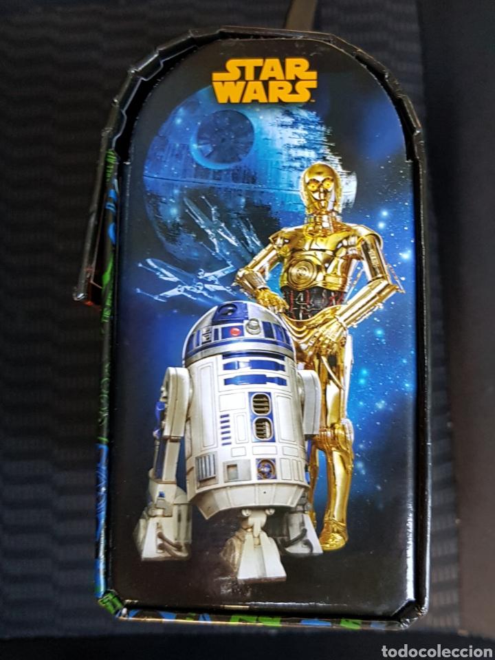 Figuras y Muñecos Star Wars: Maletín Star Wars - Foto 3 - 135111098