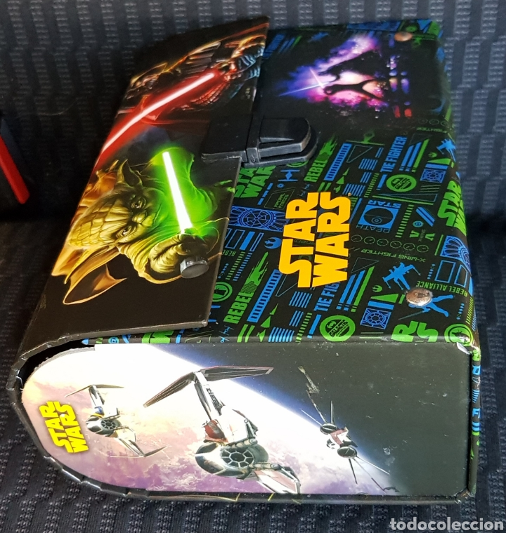 Figuras y Muñecos Star Wars: Maletín Star Wars - Foto 5 - 135111098