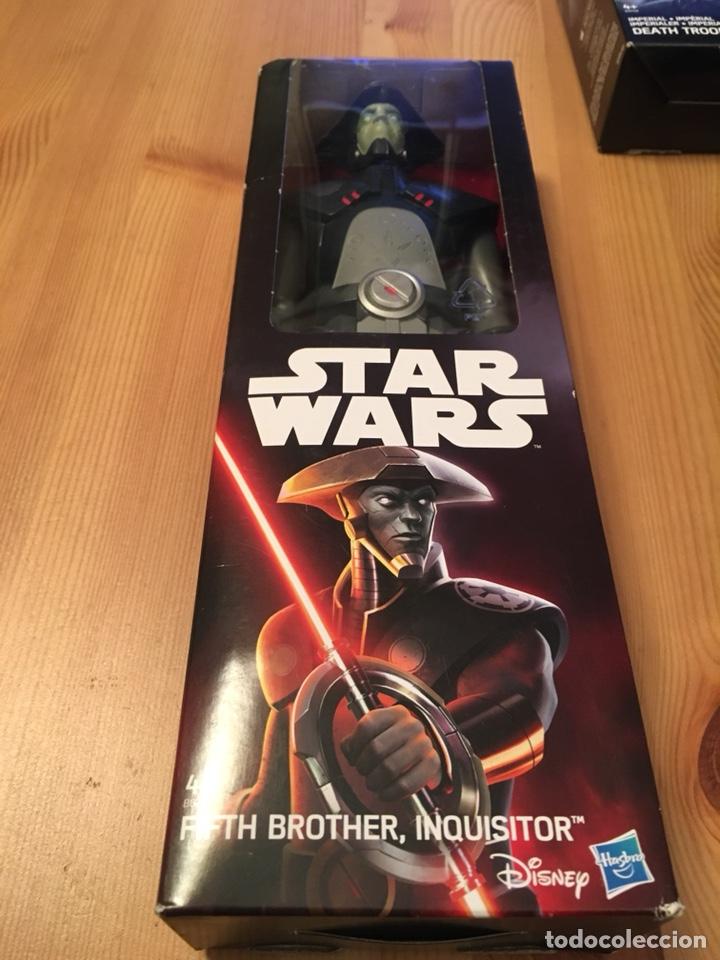 Figuras y Muñecos Star Wars: Figura acción de Star Wars, Fifth brother,inquisitor,Rebels,la Guerra de las galaxias - Foto 2 - 135953573