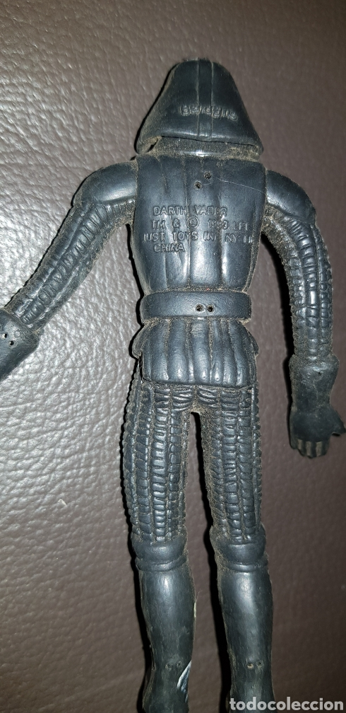Figuras y Muñecos Star Wars: FIGURA PVC DARTH VADER BEND-EMS DIFICIL - Foto 4 - 136031434