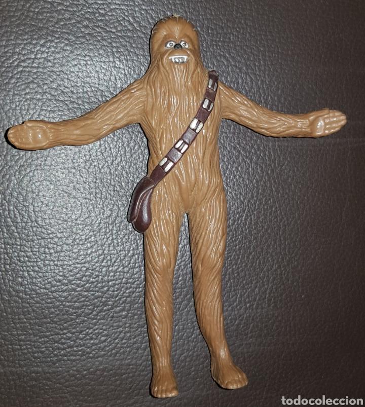 FIGURA STAR WARS PVC BEND-EMS CHEWACCA (Juguetes - Figuras de Acción - Star Wars)