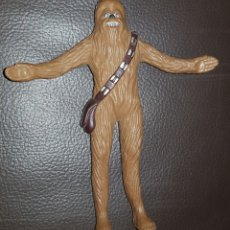 Figuras y Muñecos Star Wars: FIGURA STAR WARS PVC BEND-EMS CHEWACCA. Lote 136031636