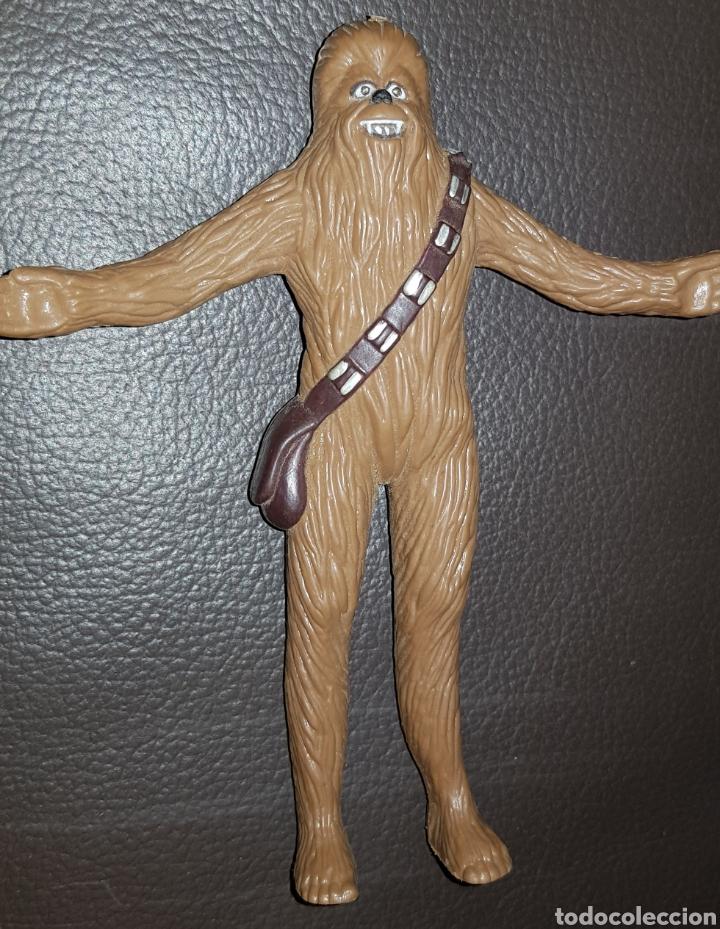 Figuras y Muñecos Star Wars: FIGURA STAR WARS PVC BEND-EMS CHEWACCA - Foto 2 - 136031636