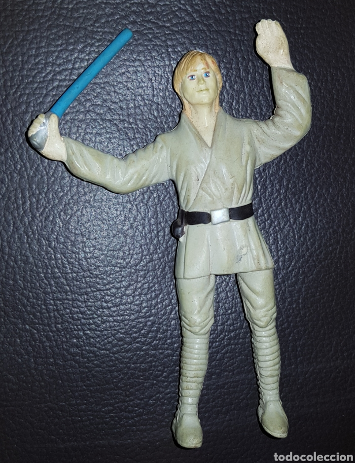FIGURA STAR WARS PVC BEND-EMS LUKE (Juguetes - Figuras de Acción - Star Wars)