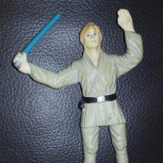 Figuras y Muñecos Star Wars: FIGURA STAR WARS PVC BEND-EMS LUKE. Lote 136031808